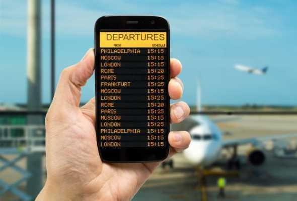 Join UP! запустил онлайн-табло для отслеживания рейсов компании