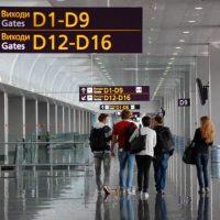 124984 Пассажиропоток в украинских аэропортах с каждым годом растет