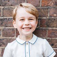 125085 Принцу Джорджу исполнилось 5 лет: официальная фотография именинника