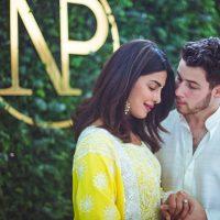 126199 Индийская экзотика: Ник Джонас и Приянка Чопра провели свадебный обряд в Мумбаи