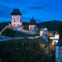 126033 В Чехии в последний уикенд августа пройдет «Ночь замков»