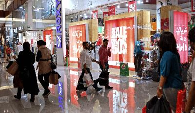 126166 В Дубае стартовала мега-распродажа в честь Курбан-байрама