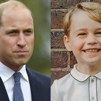 127242 Принц Уильям рассказал о новом увлечении принца Джорджа