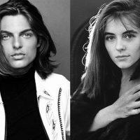 126846 Сын Элизабет Херли Дамиан пошел по стопам своей матери и стал моделью