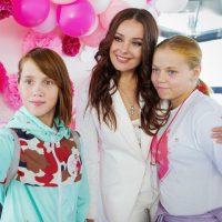 127312 В Москве состоялся пятый благотворительный фестиваль «Между нами, девочками»