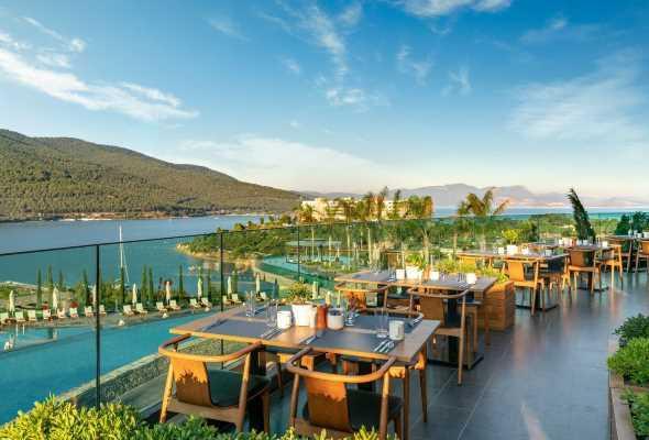 В Турции построят 100 новых отелей