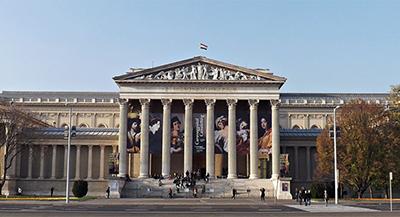 В Будапеште после реконструкции открылся музей изобразительных искусств
