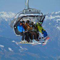 129253 Европейские горнолыжные курорты готовятся к открытию сезона