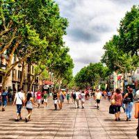 129683 Власти Барселоны планируют расширить улицу Рамбла