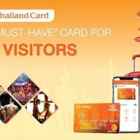 130001 В Таиланде запускают предоплатную банковскую карту для туристов