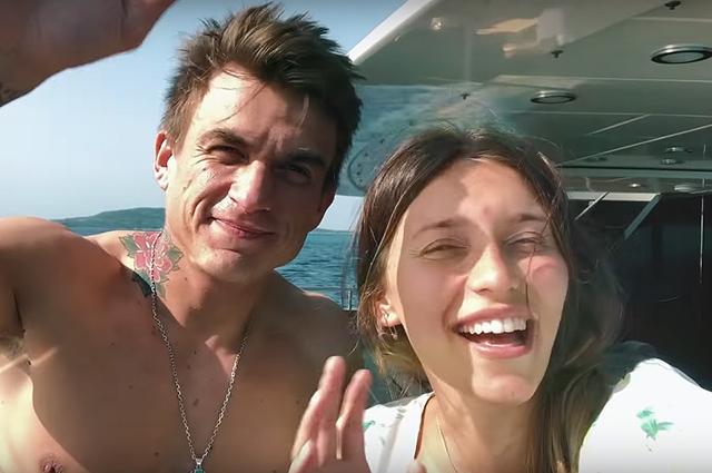 130342 Влад Топалов подарил Регине Тодоренко песню в честь рождения сына и снял его в клипе