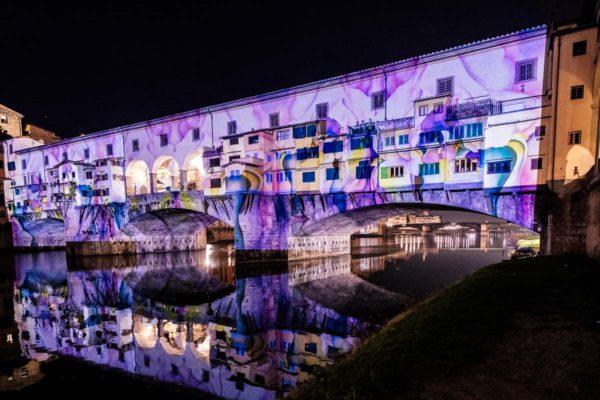 Во Флоренции пройдёт фестиваль огней F-light
