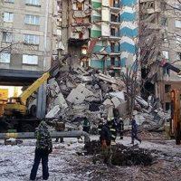130519 10-месячный ребенок чудом выжил под завалами дома в Магнитогорске