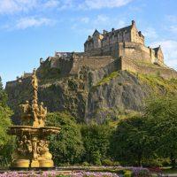 131404 Эдинбург планирует ввести туристический сбор