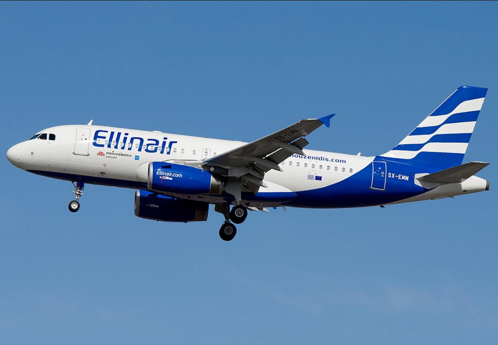Ellinair увеличивает количество рейсов из Львова в Грецию