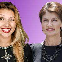 133132 Кто станет первой леди Украины: Марина Порошенко или Елена Зеленская?