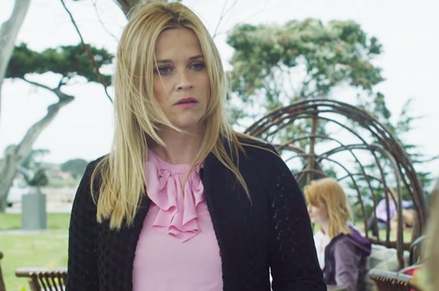 """133004 Мерил Стрип, Риз Уизерспун и Николь Кидман в новом трейлере второго сезона """"Большой маленькой лжи"""""""