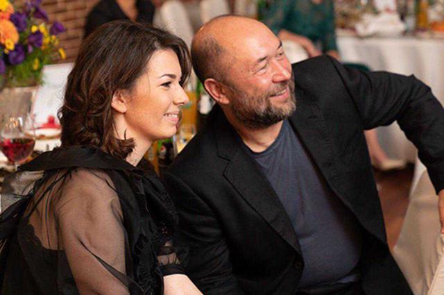 Тимур Бекмамбетов и помощница президента Татарстана Наталия Фишман поженились