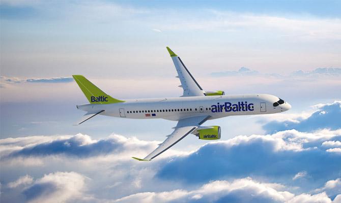 133637 AirBaltic запустил масштабную распродажу билетов