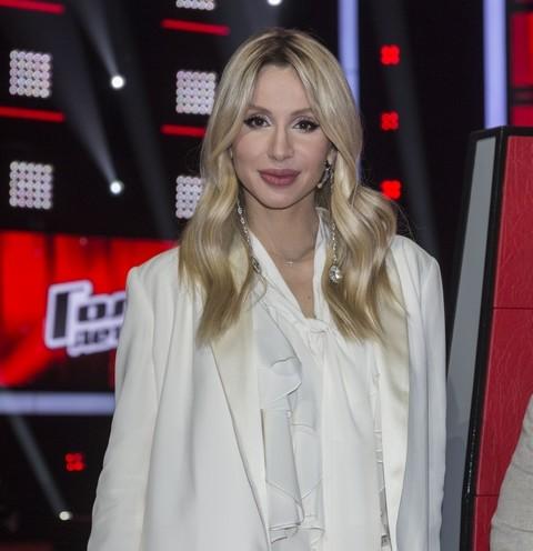 Светлана Лобода: «Пусть Лазарев сам расскажет, что у нас случилось»