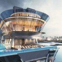 134832 В Дубае строится смотровая площадка с видом на Palm Jumeirah