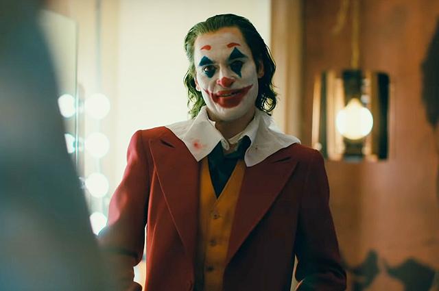 """136199 Хоакин Феникс и Роберт Де Ниро в трейлере фильма """"Джокер"""""""