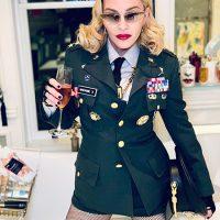 135929 Как Мадонна отметила свой день рождения: фото и видео