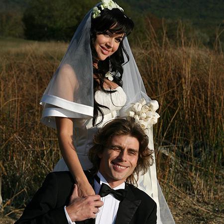 137311 Анастасия Заворотнюк и Петр Чернышев: фото по случаю 11-летия брака опубликованы в аккаунте актрисы