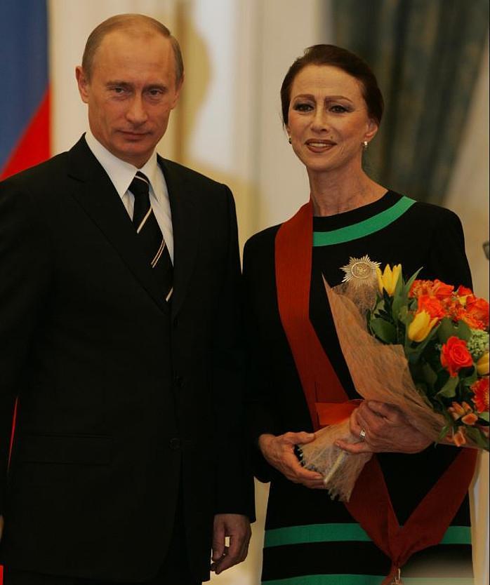 137149 Как Пригожин, Емельяненко и другие звезды поздравили Путина с днем рождения
