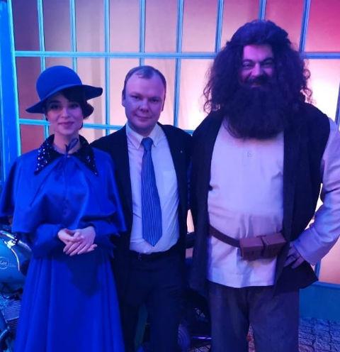138306 Доллар-Де-Морт и факультет Вэтэбор: вечеринка ВТБ в стиле «Гарри Поттера»