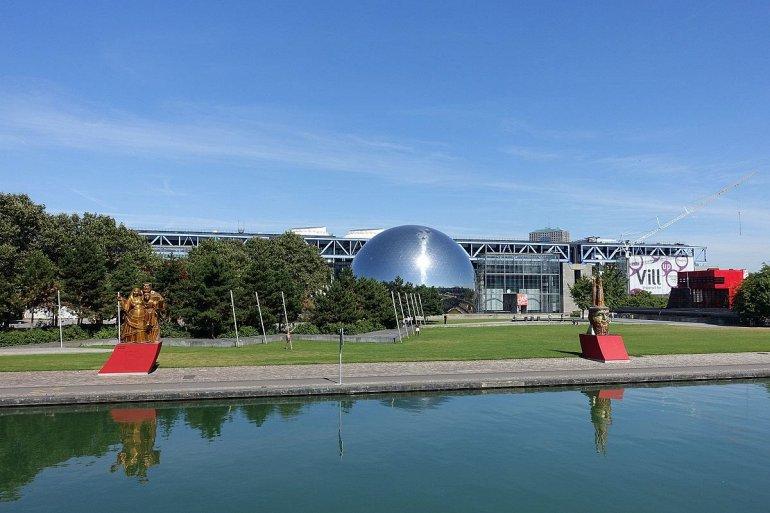 138479 Парижский парк Ла-Виллет