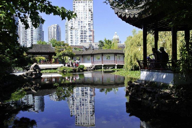 138425 Сад Сунь Ятсена в Ванкувере