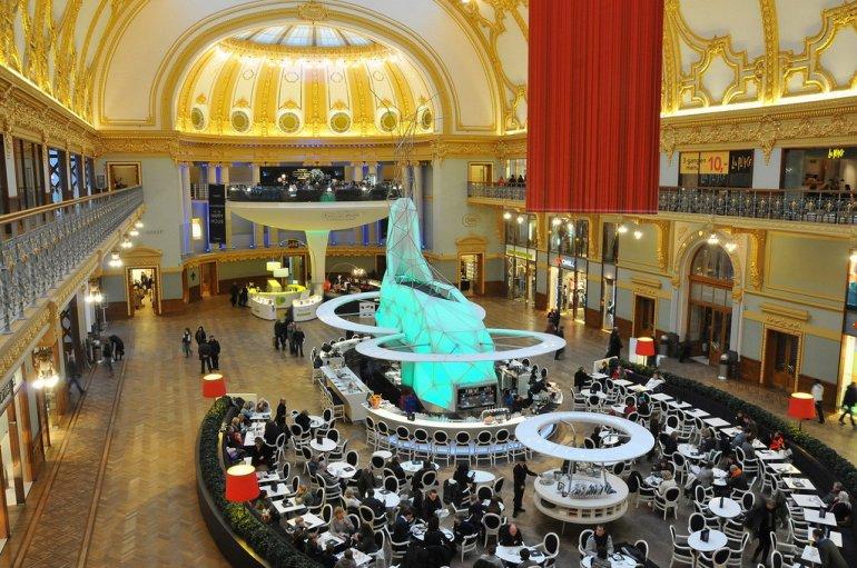 137831 Торговый центр Stadsfeestzaal в Антверпене