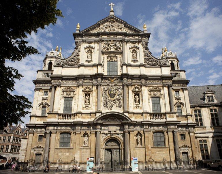 138322 Церковь Святого Карла Борромео, Антверпен