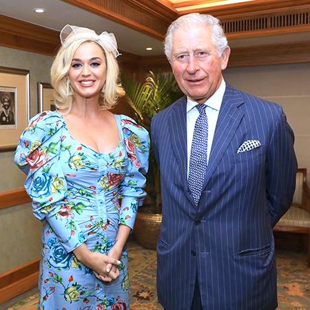 138143 Вечер с поп-звездами: принц Чарльз с Кэти Перри - в Мумбаи, принц Уильям с Ритой Орой - в Лондоне