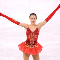 138865 Алина Загитова решила приостановить спортивную карьеру