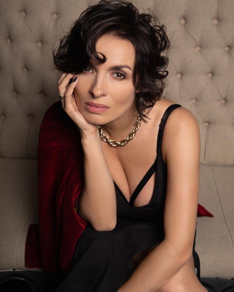 138631 Надежда Мейхер-Грановская восхитила фанатов снимком без макияжа