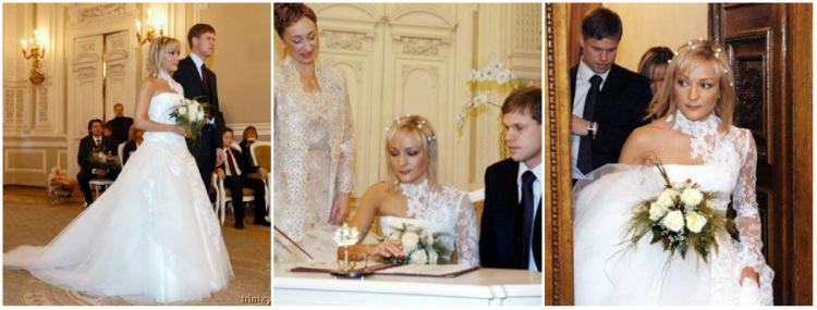 138684 Подборка снимков со свадеб известных людей