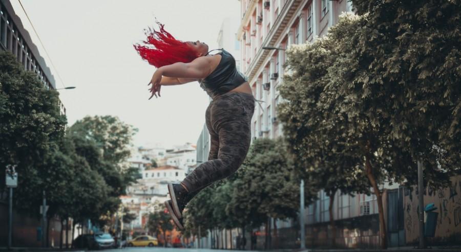 Известная балерина, которая весит больше 100 кг, разрушает все стереотипы