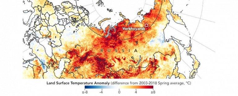 143933 Арктические температуры бьют новый рекорд