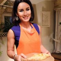 142008 Ужин в грузинском стиле: рецепты хачапури, хинкали, лобио и пхали от Тины Канделаки