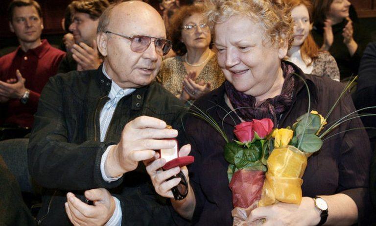144268 Андрею Мягкову скоро 82 года. Как живет актер и его известная супруга Анастасия Вознесенская, которые вместе уже 57 лет