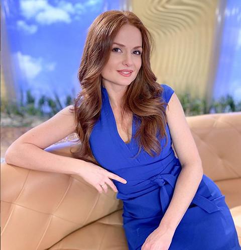 147437 Елена Ландер уходит с «России 1»