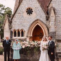146178 Принцесса Беатрис представила первые фото со свадьбы с Эдоардо Мапелли Моцци