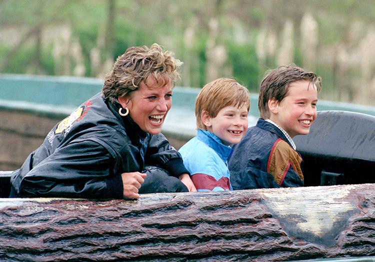 """144828 Развод по-братски: как принцы Уильям и Гарри поделили фонд принцессы Дианы после """"мегзита"""""""