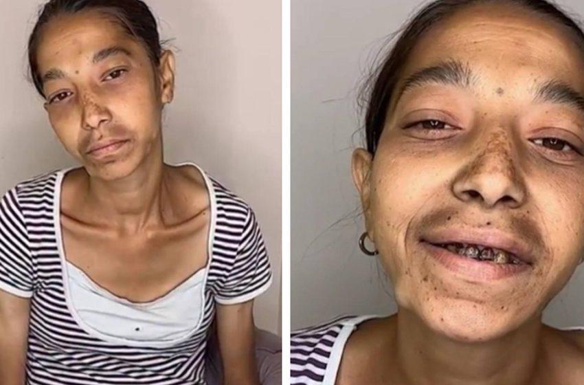 Стилист превратил женщину в эффектную красотку