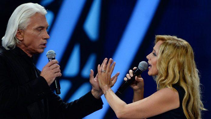 Невероятно красивый дуэт: Дмитрий Хворостовский и Лара Фабиан «Toi et Moi»