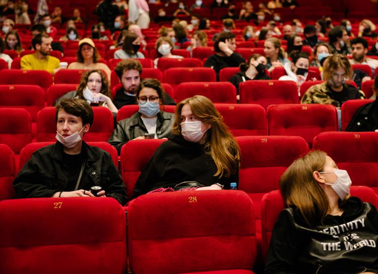 Дарья Мельникова, Гоша Рубчинский, Василий Зоркий и другие гости Beat Film Festival