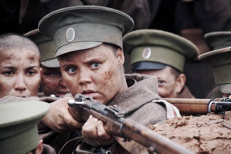 Как спустя 6 лет выглядит актриса сыгравшая Дусю в фильме «Батальонъ»