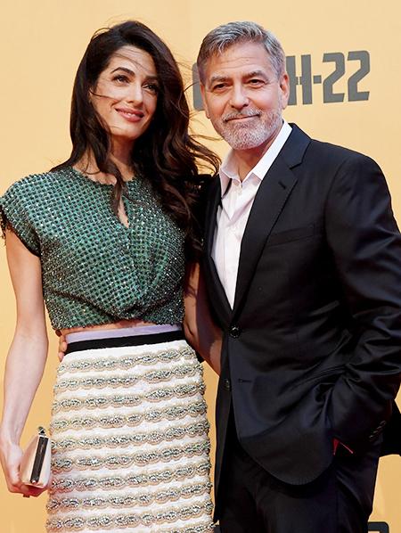 148533 Джордж и Амаль Клуни пожертвовали 100 тысяч долларов на борьбу с последствиями взрыва в Бейруте